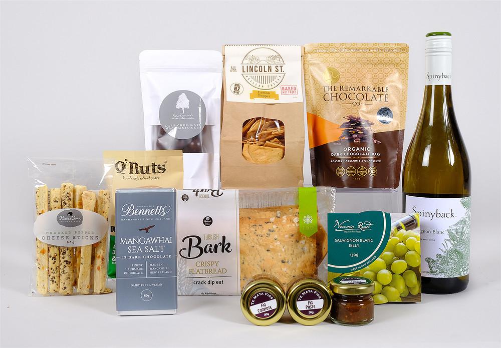 Great Kiwi Hamper; Celebration Box; Beautiful Gift Box; NZ Gift Box