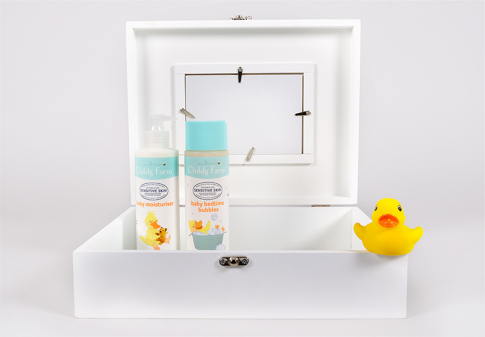 Baby Keepsake Gift Box
