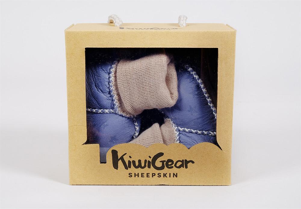 Kiwi Gear Sheep Skin Booties