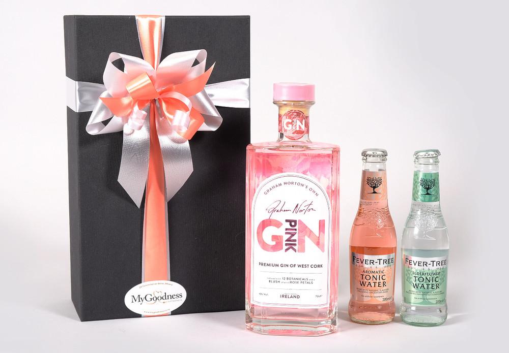 Graham Norton's Gin Gift