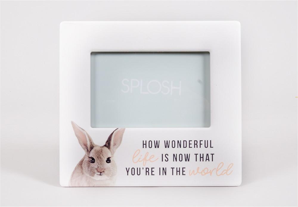 Splosh Baby Photo Frame