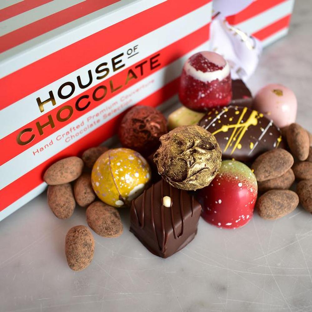 House Of Chocolate Christmas Cracker