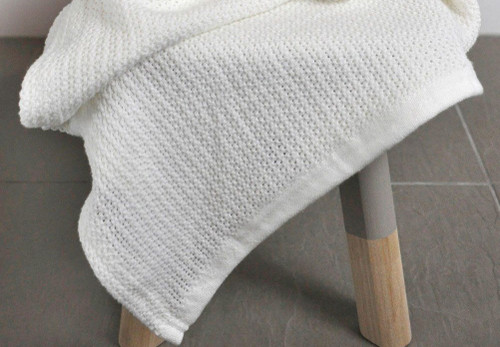 Ecosprout Organic Cotton Baby Blanket