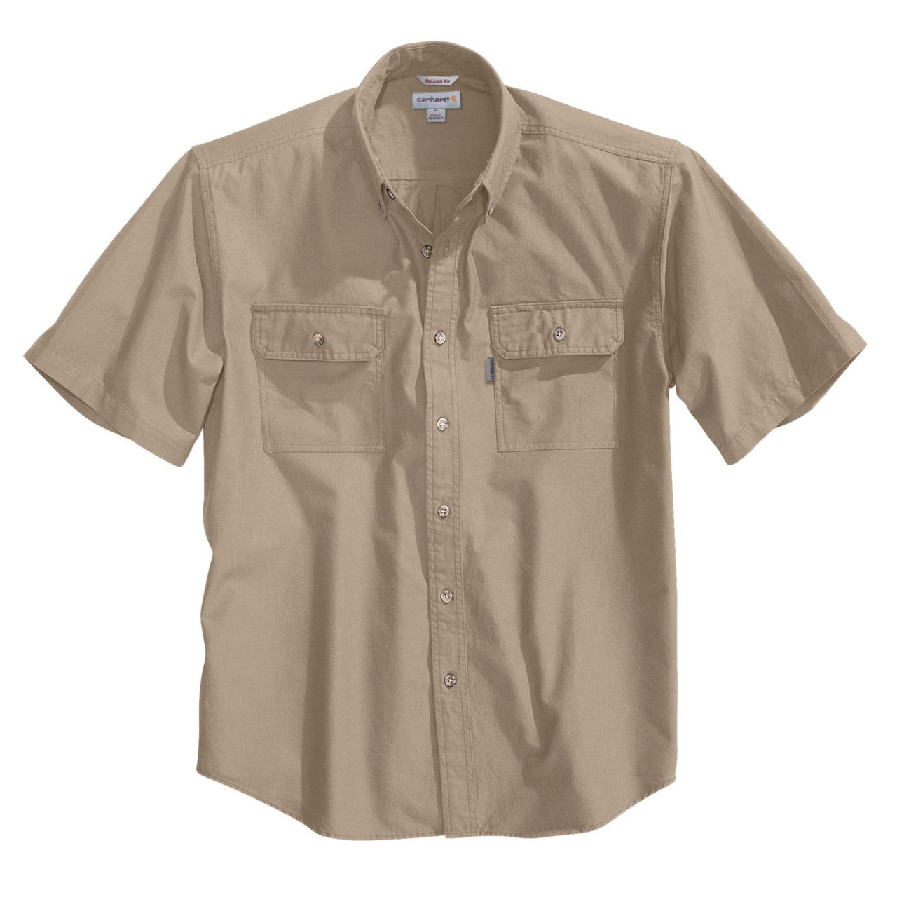 4fdbecffc10 Fort SS Shirt Light-Weight Chambray - The Brown Duck