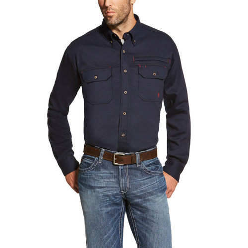 Front - Navy - 10019062