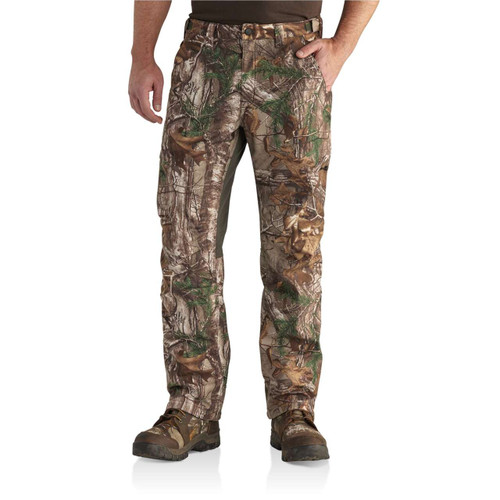 the Buckfield Pants - Carhartt hunting line