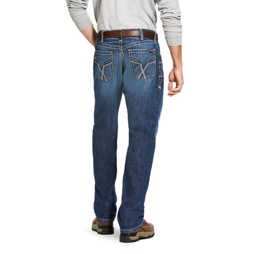 Ariat Men's FR M3 Vortex Titanium Jean