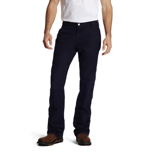FR Ariat Workhorse Pant in navy 10019623
