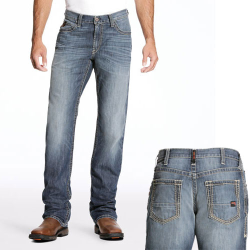 FR M4 Low Rise Duralight Boot Cut Jeans 10023467 | Bryce