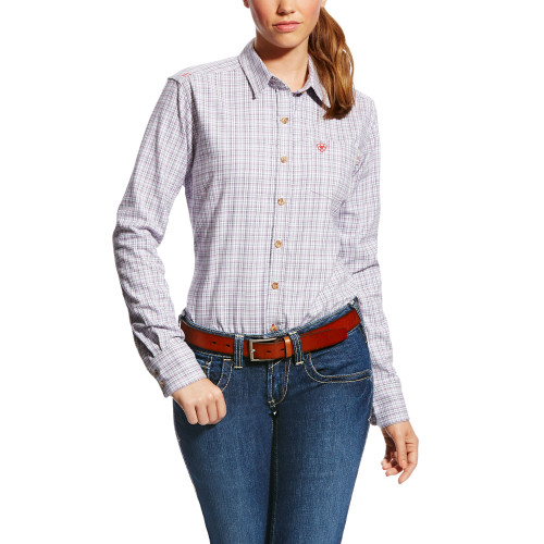 Ariat Women's FR Marion Work Shirt (10022298)