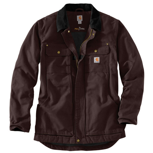 Full Swing Traditional Coat 103283-201 Dark Brown