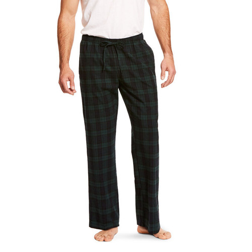 Ariat Blackwatch Plaid Flannel Pajama Pants (10028001)