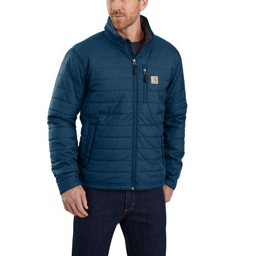 Carhartt Men's Gilliam Jacket 102208-476 Dark Blue