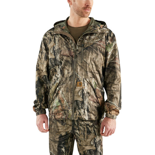Carhartt Stormy Woods Jacket 103291-340 Mossy Oak Breakup