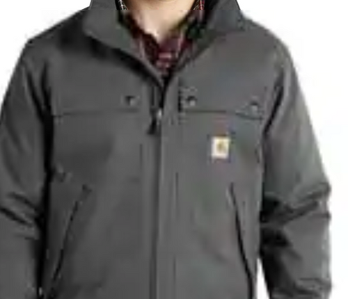 Carhartt Quick Duck Jefferson Traditional Jacket - D (101492- D)