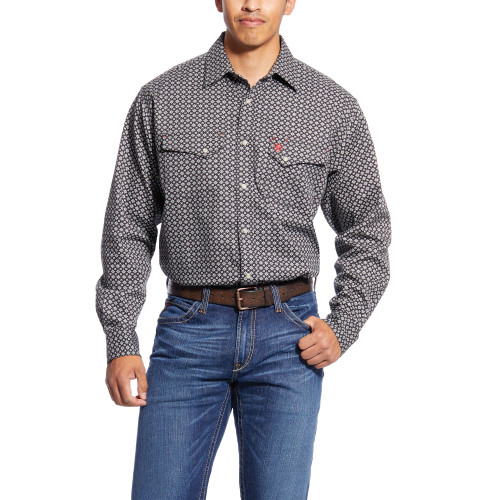 Ariat FR Men's Fulmar Snap Shirt 10025413