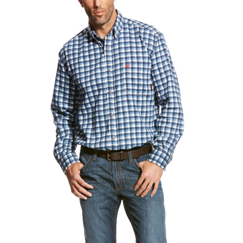 FR Ariat Sante Fe Work shirt 10023968