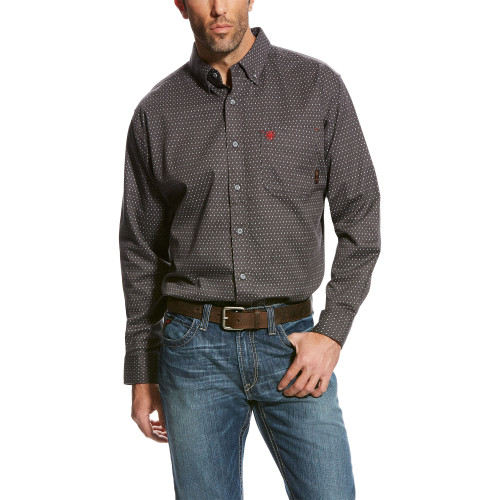 FR Ariat Waco work shirt  10023970