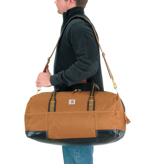 Carhartt 23 inch Legacy Gear Bag 100211 brown
