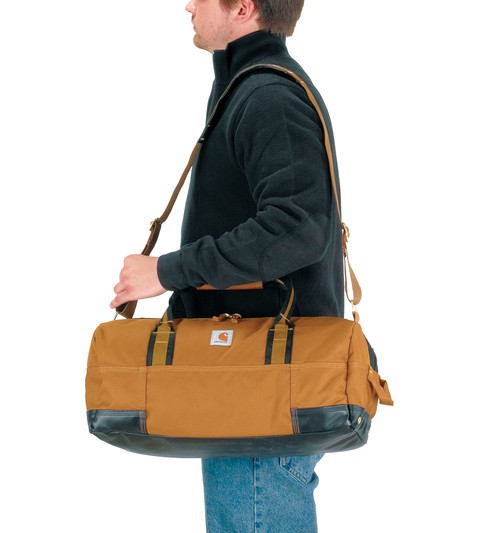 Carhartt Legacy 20 inch Gear Bag 100291 - brown