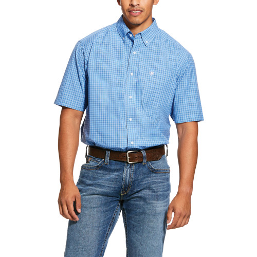 Ariat Men's Pro Glendale Short Sleeve Shirt 10030687