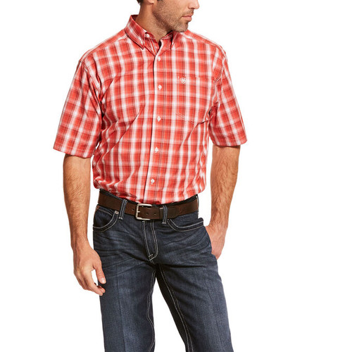10028197 - Ariat Pro Series Sulley Classic Fit Short Sleeve