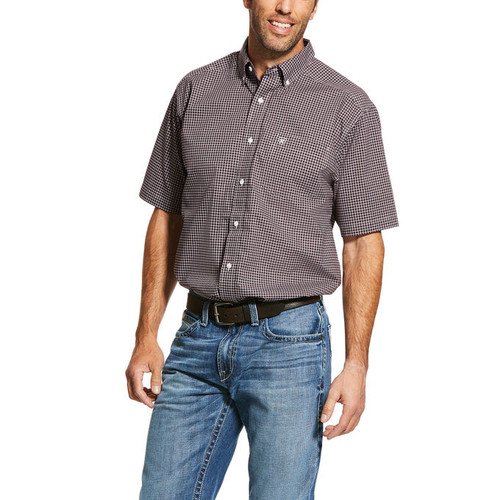 10030718 - Ariat Men's Pro Series Ladera Stretch Classic Fit Shirt