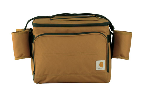 Carhartt 263300 Deluxe Cooler with Beverage Sleeves