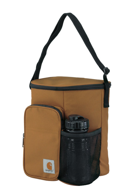 Carhartt Vertical Lunch Cooler with Water Bottle 89507100