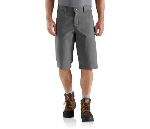 "Carhartt 103110 Men's Rugged Flex 13"" Rugby Short"