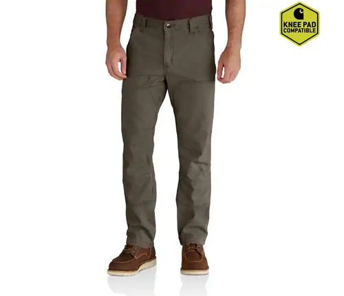 Carhartt 102802 Men's Rugged Flex Rigby Double-Front Pant