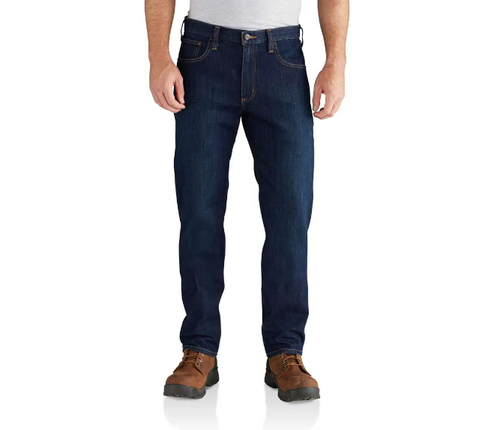 Carhartt 102952 Men's Force Extremes Lynnwood Relaxed Fit Tapered Leg Jean