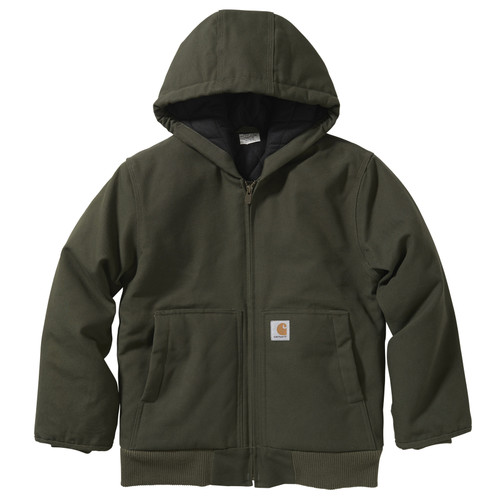 Olive Kids Carhartt Active Jac CP8545