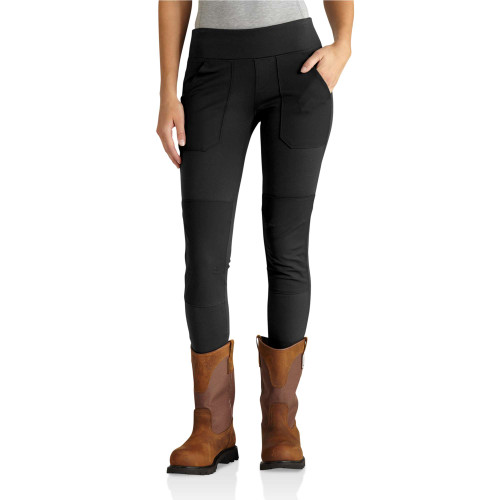 Women's Carhartt FORCE Leggings in black 102482 -001