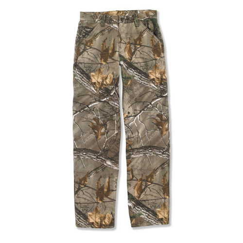 Camo Canvas Dungaree Boys CK8347 Carhartt for Kids