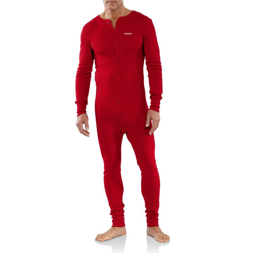 Carhartt Union Suit - K226 - Red