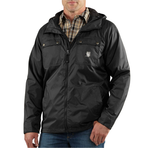 Carhartt Rockford Jacket - 100247 - Black 001