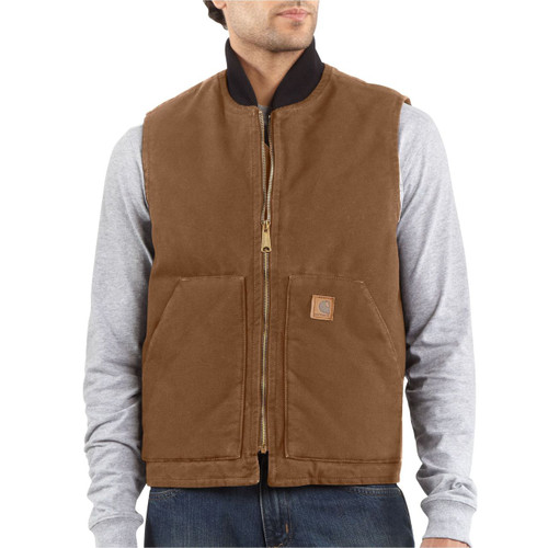 Front - Carhartt Brown 211 - V02