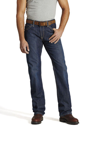 FR Ariat Jeans in Shale - Boundary 10016174