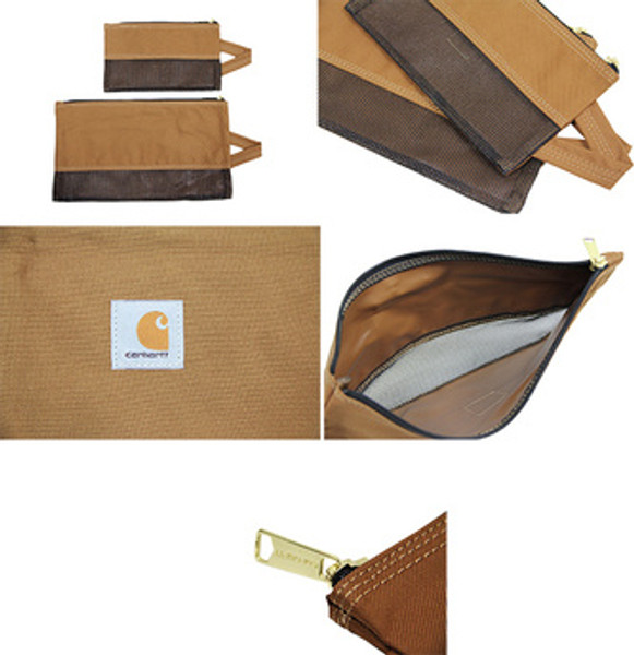 Carhartt 100902 Legacy Utility Pouches - Multi Pack