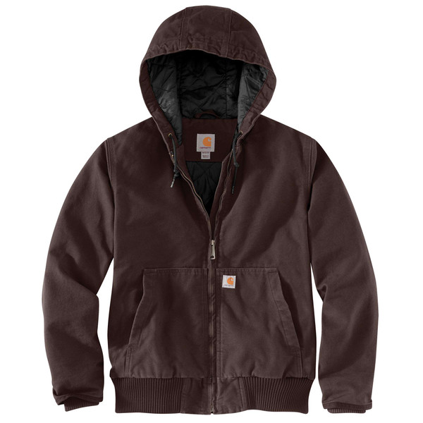Carhartt Womens Wj130 Washed Duck Active Jac