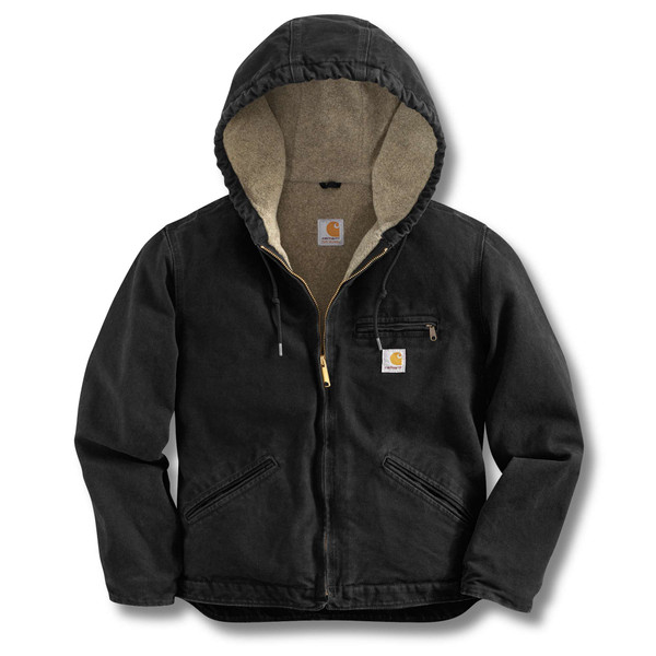 black Women's Carhartt Sierra Jacket WJ141