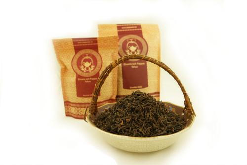 Pu ehr eller Pu'er - fermenterad te