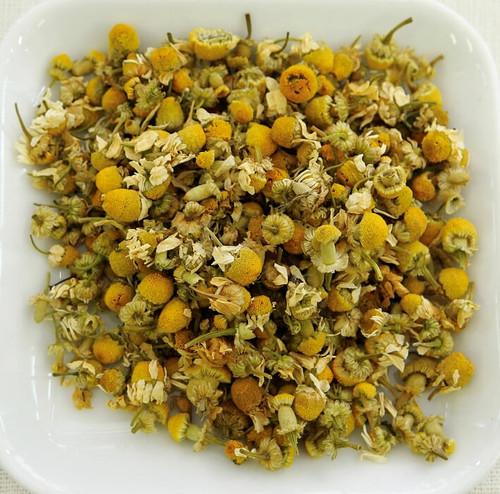 Kamomill - Hela blommor