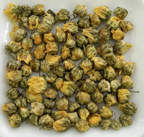krysantemum - hela knoppar