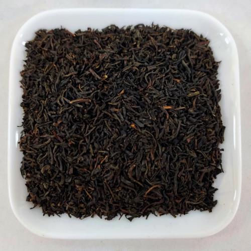 Grosinien svart te blandning