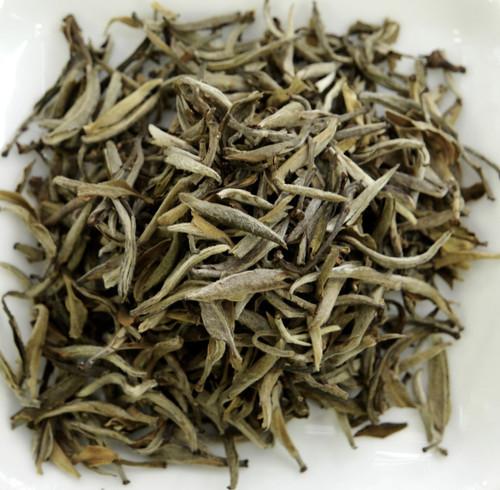 Silver nål vitt te