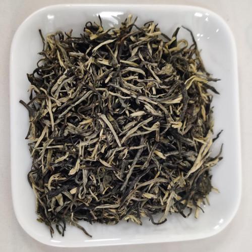 Yunnan vilda gröna knoppar