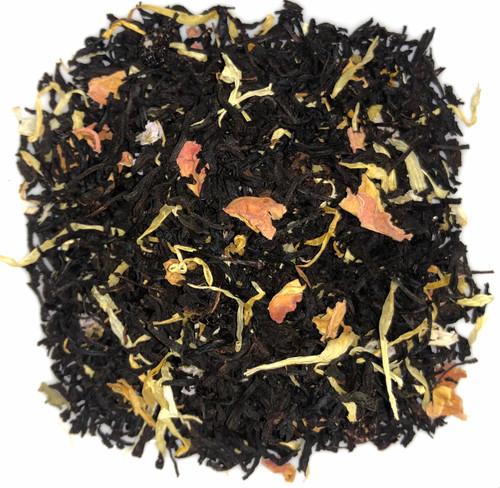 Kryddbazaar svart te