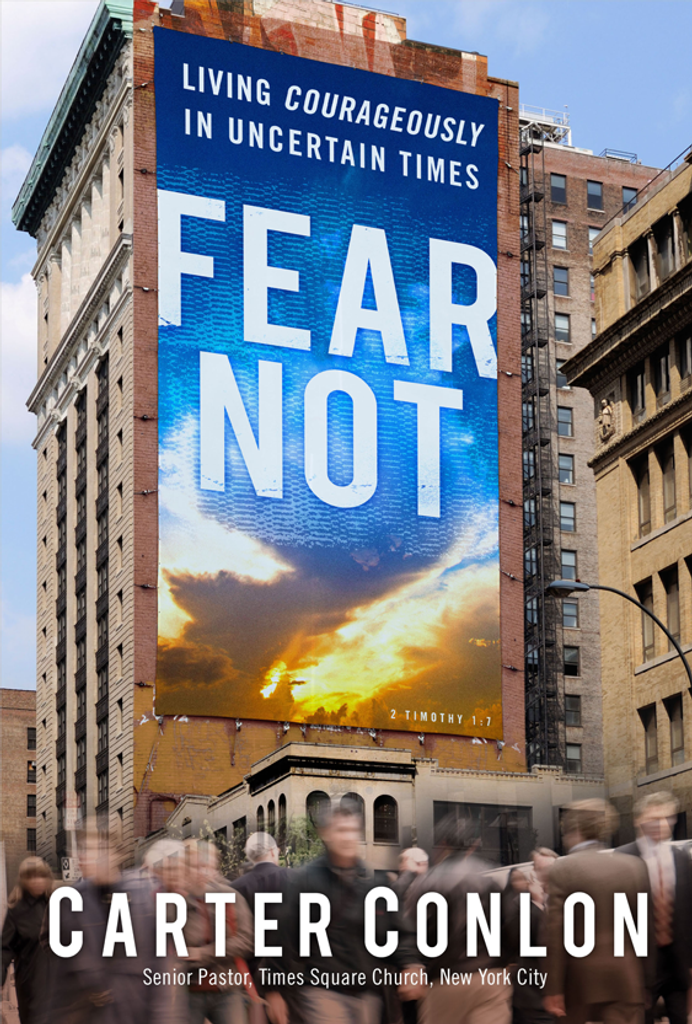 Fear Not - Front Jacket Cover